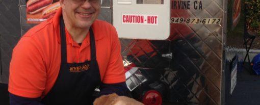 NEW YORK'S ORIGINAL SNAP DOG EXPANDS TO THE OC