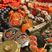 Exploring Art & Handcraft at Costa Mesa Bead & Design Show